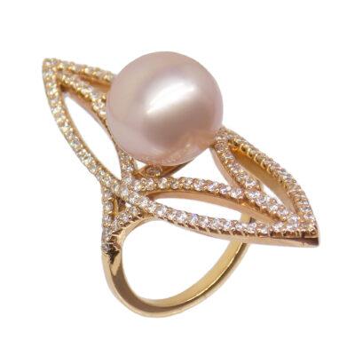 31064 brilliant 136ct pearl 12 13mm 2