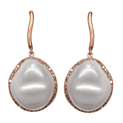 brilliant 042ct pearls 12 13mm