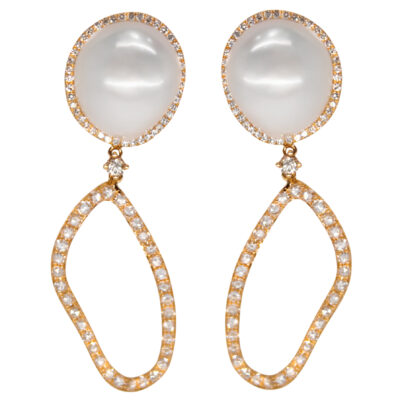 brilliant 046ct o22ctrc 132ct pearls 14 15mm
