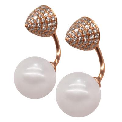 brilliant 052ct pearls 12 13mm