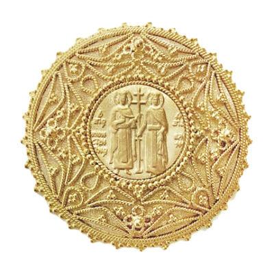 Boukla Pin 18K gold