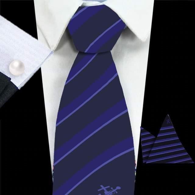 Silk Tie Kastelorizian Design